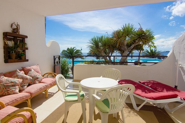 Typical appartments for rent in costa teguise